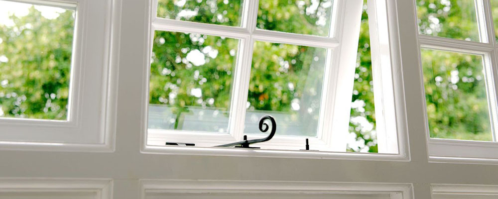 benefits of double glazed sash windows