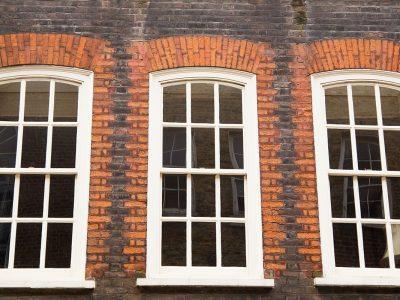 double glazed wooden sash windows