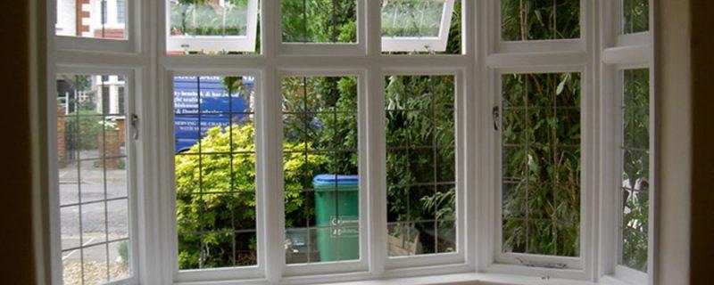 upgrade to double glazed sash windows