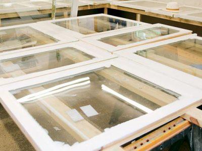 wooden frame window repair restoration